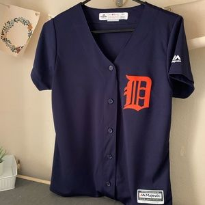 Majestic Detroit Tigers Jersey